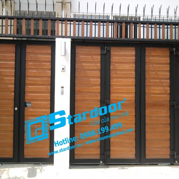 Cửa cổng Conwood