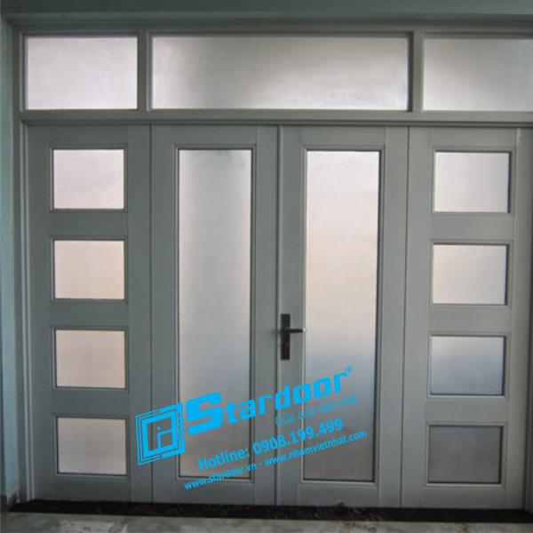 cửa nhôm kính cách nhiệt giá rẻ TPHCM